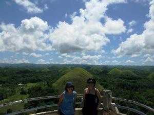Chocolate Hills of Bohol
