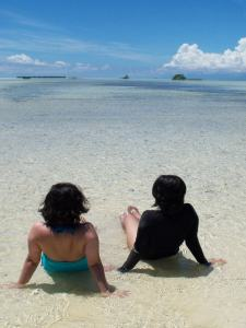 Virgin Island - island hopping stop