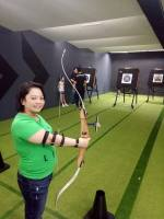 Archery Range - Wife