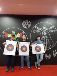 DMZ Archery Buddies